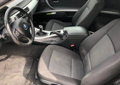 ASIENTOS DELANTEROS BMW COUPE