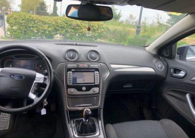 interior ford mondeo
