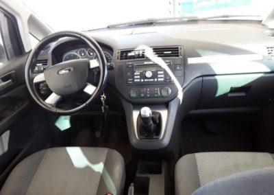 interior ford focus cmax