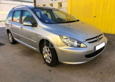 lateral peugeot 307